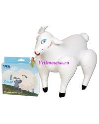 Сувенир Овца надувная