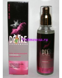 Desire Гель-смазка с феромонами 100мл. жен.