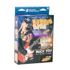 Кукла Памела( в наборе гитара,комплект белья)