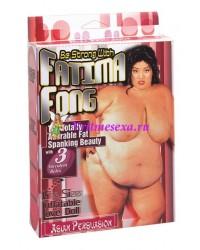 Кукла толстуха Фатима