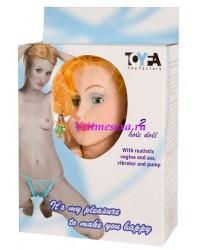 Кукла (вагина+вибратор+насос)