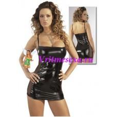L-Миниплатье  черное