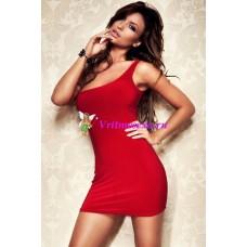 M/L-Платье красн.