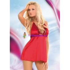 M/L-Платье красное