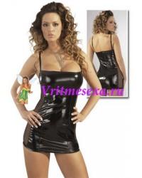 M-Миниплатье  черное