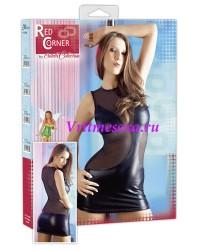 M-Платье черное