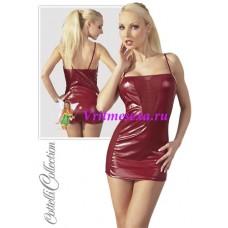 M-Платье  красное