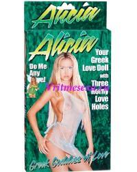 Надувная секс-кукла Алиса