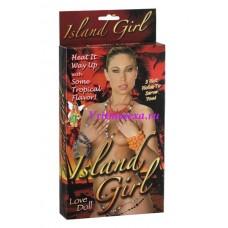 Надувная секс-кукла Островитянка