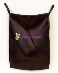 Подарочный мешок 2шт. M черный