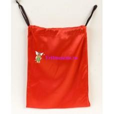 Подарочный мешок 2шт. M крас.