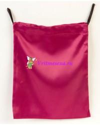 Подарочный мешок 2шт. M роз.