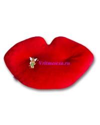 Подушка Поцелуйчик