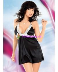 S/M-Мини платье черное
