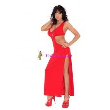 S/M-Платье красное