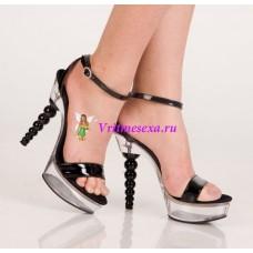 Туфли черные 39р.