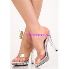 Туфли прозрач