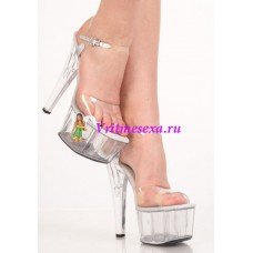 Туфли прозрачные