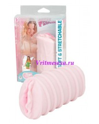 Вагина-Маструбатор 12,7см лавклон розовый