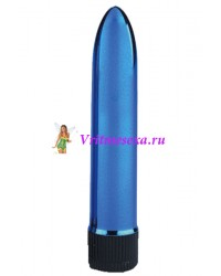 Вибратор синий 12,7см