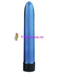 Вибратор синий 15,2см