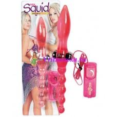 Вибратор дабл 15,2 см розовый