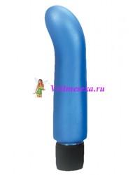 Вибратор мини голубой 12,7см