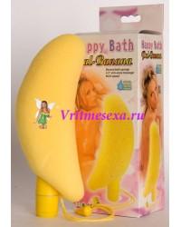 Виброгубка Банан