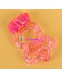 Виброкольцо роз.