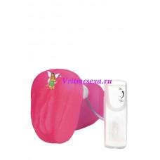 Вибровагина розовая 17,8см
