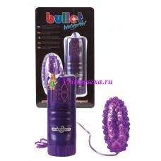 Виброяйцо фиолет.7 см