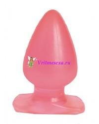 Втулка 10см розовая