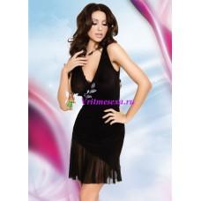 XL-Платье черное
