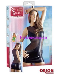 XS-Платье черное