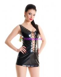Платье черное S/M/L