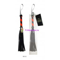 Плетка черная 18 см