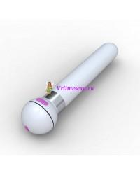 Вибратор Touch Vibe белый пластик