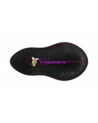 Вибростимулятор Mouse черно-фиолетовый