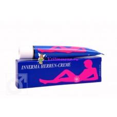 Возбуждающий крем для мужчин INVERMA HERREN CREME 20 ML