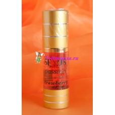 Увлажняющая гель-смазка на водной основе с ароматом клубники Passion Strawberry 30 мл