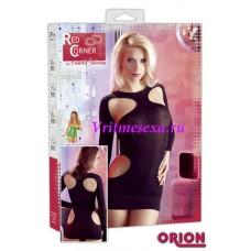 XS-Платье (черное)